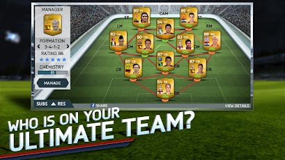 FIFA 14 by EA SPORTS™ Screenshot 3
