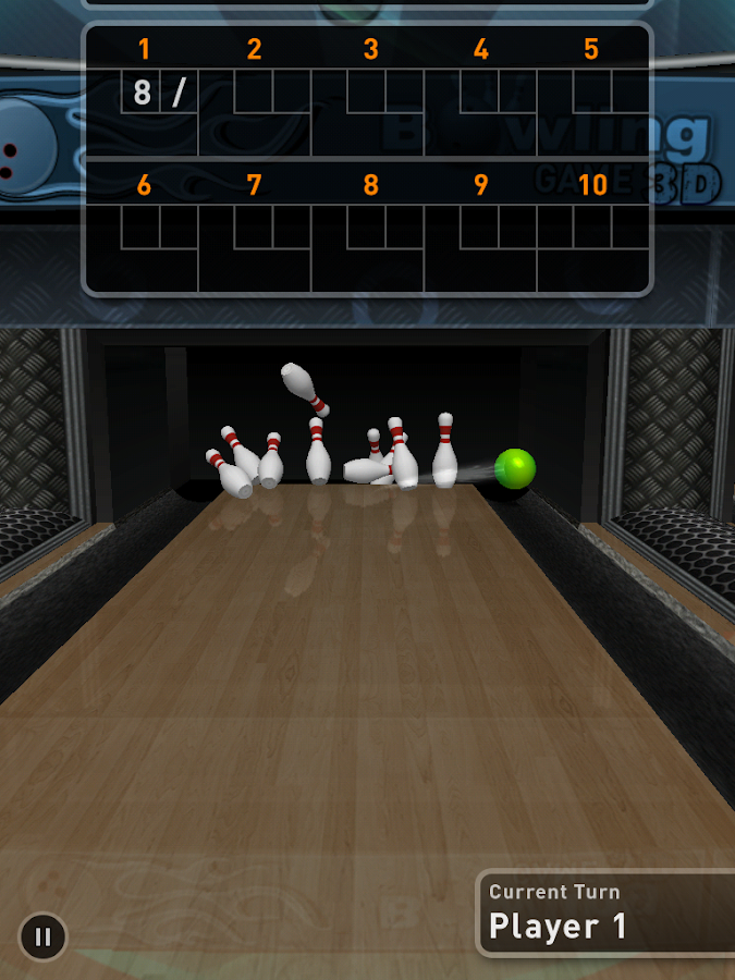 bowling game 3d android apps on google play. Black Bedroom Furniture Sets. Home Design Ideas