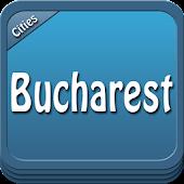 Bucharest Offline Map Guide