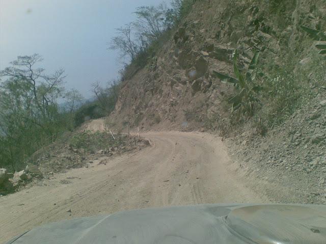 MiYzone: Mizoram World Bank Road - Aizawl to Lunglei