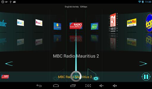 Mauritius Radio