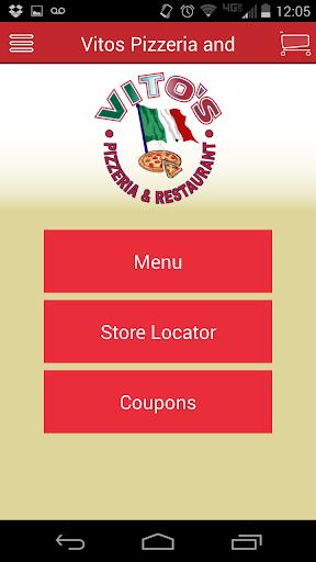 Vitos Pizzeria and Resturant