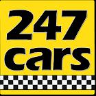 247 cars icon