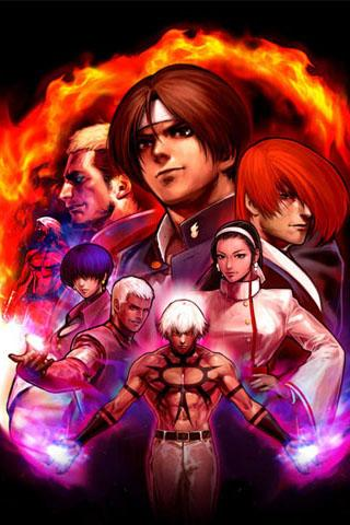 تنزيل The King Of Fighters Wallpaper 10 لنظام Android