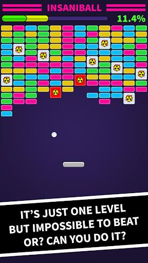 Insaniball - A very hard game