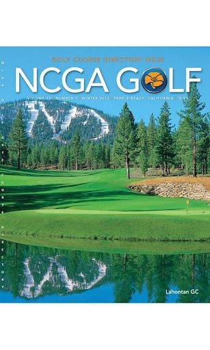 NCGA Golf