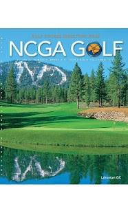 NCGA Golf - screenshot thumbnail