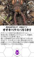Screenshot of 巨虫図鑑ライト版