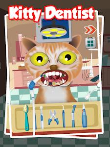 Kitty Dentist - Kids Game v55.4