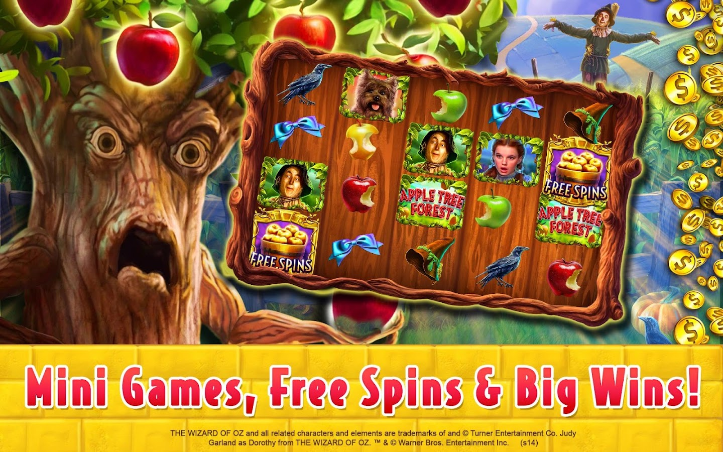 Wizard Of Oz Casino Game