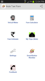 India Auto Taxi by SmartShehar- screenshot thumbnail