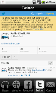 Radio Klasik FM- screenshot thumbnail