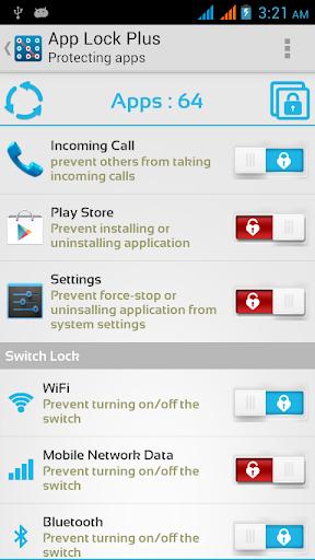 App Lock Plus