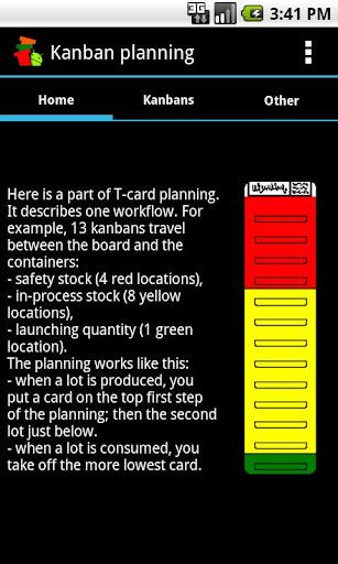 Kanban planning