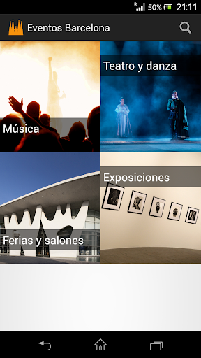 Eventos Barcelona