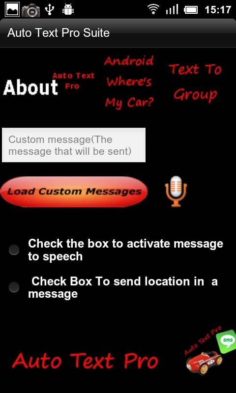 Auto Text Pro Suite Pro - screenshot