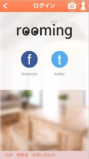 玩生活App お部屋晒しコミュニティ 〜 rooming免費 APP試玩