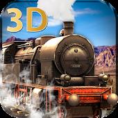 Train Simulator 3D- Real Drive