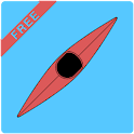 Hardest arcade —Red Kayak Free icon