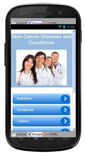 Skin Cancer Disease Symptoms