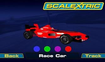 Screenshot of Scalextric Free