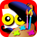 Wee Kids Draw&Color icon