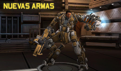 XCOM Enemy Within para Android