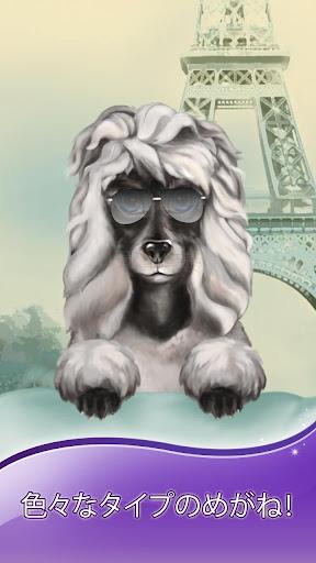 プードル - パリで愛