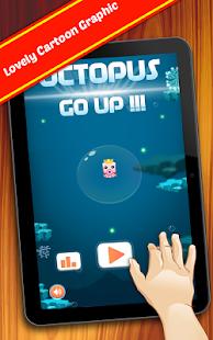 Octopus Go Up