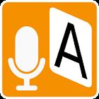 Voice Text Memo icon
