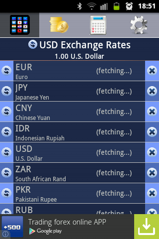 Forex Currency Rates+Gold Rate