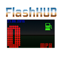 Flash HUD Speedo Pro icon