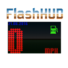 Flash HUD Speedo Pro icon