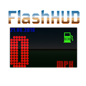 Flash HUD Speedo Pro