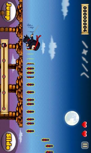 Ninja Dash v1.0 Android apk oyunu