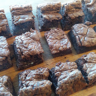 Light Brownies (clean Eats)