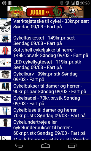 LidMarket dk Tilbud