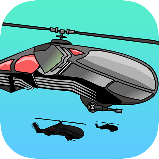Helicopter battle 動作 App LOGO-APP試玩