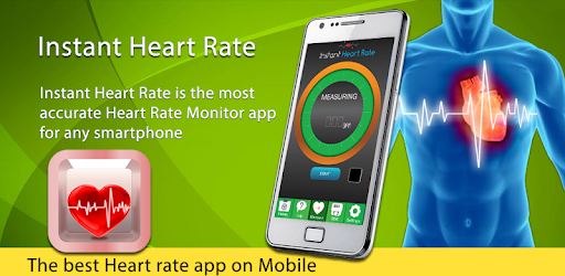06e4282fcd6 Instant Heart Rate - Apps on Google Play
