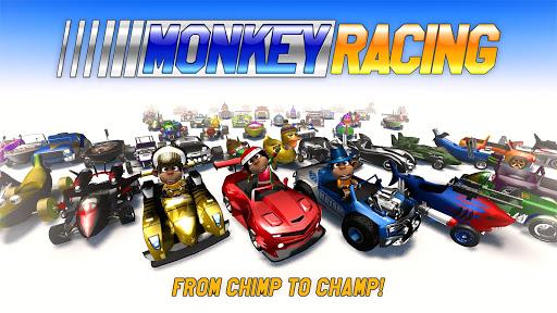 Monkey Racing Free