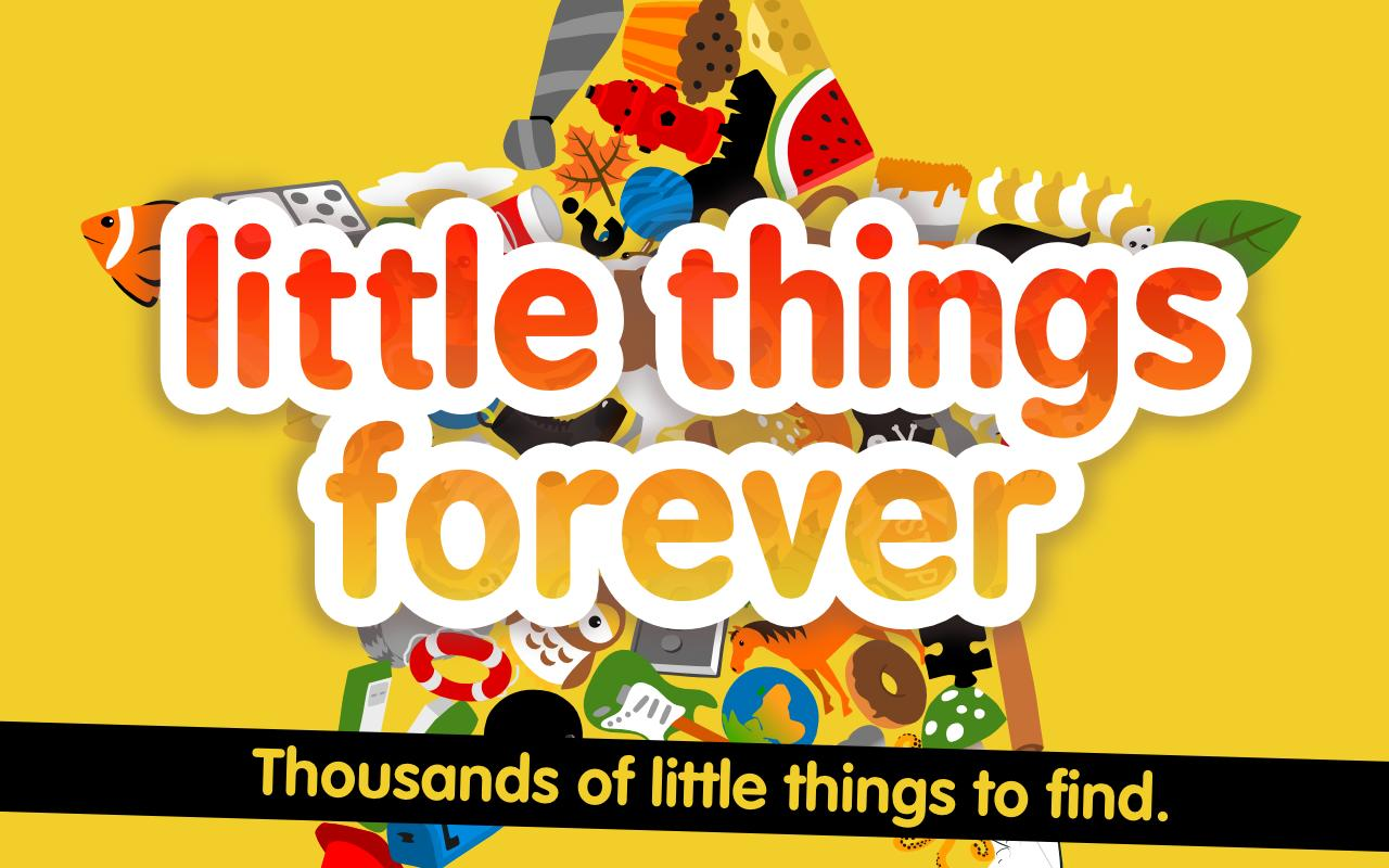 Little Things® Forever: captura de pantalla