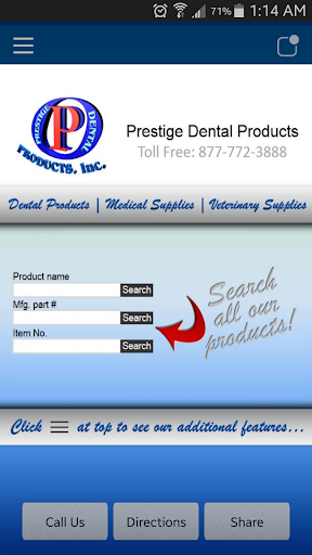 Prestige Dental Products