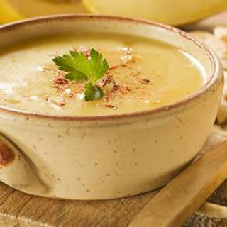 Pumpkin Corn Chowder