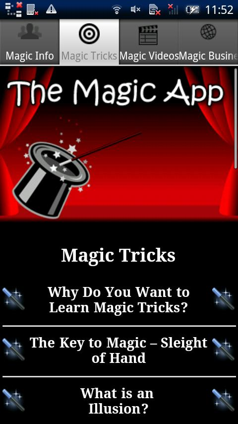 The magic app android apps on google play Majic app