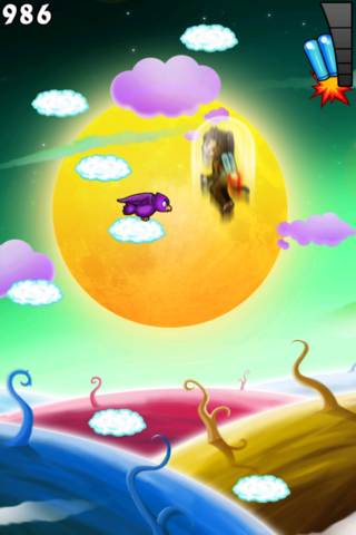Aero Monkey Jumping - screenshot