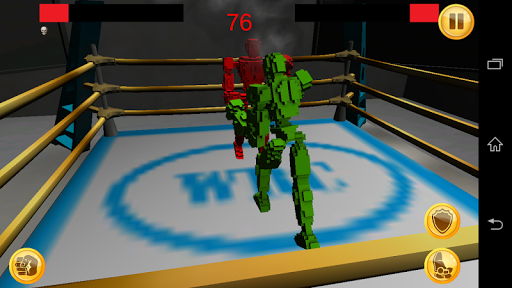 机器人对战的3D