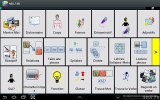 Screenshot of ABATAB