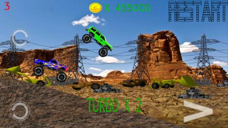 Xtreme Monster Truck Racing 1.32 screenshot 90680