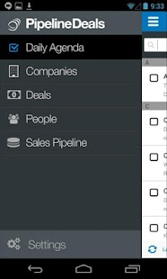 PipelineDeals CRM- screenshot thumbnail