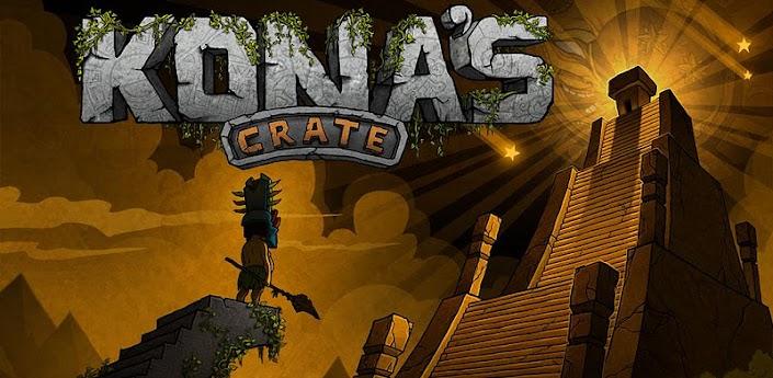 لعبة Kona's Crate Lite للاندرويد